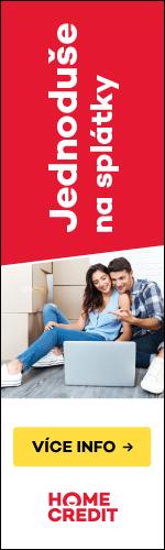 Prodej na splátky Home Credit
