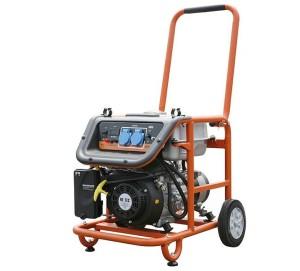 Benzínový generátor Fuxtec