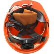 Ochranná helma pro práci v lese FUXTEC s ochranou šíje