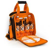 Vybavená pikniková taška