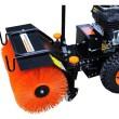 Benzínový zametací stroj (rotační kartáč) FX-KM163