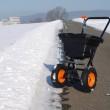 Rozmetadlo - posypový vozík FX GS36