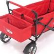 Skládací vozík CT-500-R s ochrannou stříškou