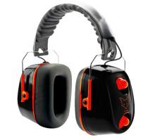 Ochranná sluchátka s rádiem