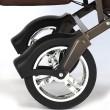 Skládací vozík CT-500-BR s ochrannou stříškou
