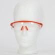 Ochranné brýle Fuxtec B507 čiré s opěrkou nosu