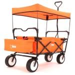 Skládací vozík pro přepravu dětí