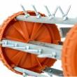 Ruční provzdušňovač trávníku (vertikutátor) FX-RL400