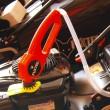 Čerpadlo na nízkoviskózní kapaliny bateriové FX-BP71