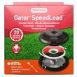 Hlava strunová Gator SpeedLoad pro křovinořez nad 33ccm