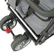 Skládací vozík FX-CT-700-G s ochrannou stříškou