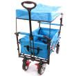 Skládací vozík FX-CT-700-T s ochrannou stříškou