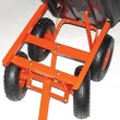 Zahradní sklápěcí vozík FX-KW2175