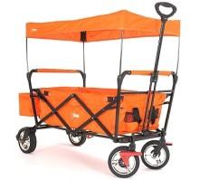 Skládací piknik vozíky