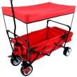 Skládací vozík CT-350-R s ochrannou stříškou