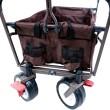 Skládací vozík CT-350-BR s ochrannou stříškou
