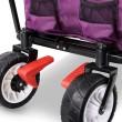 Skládací vozík CT-350-P s ochrannou stříškou