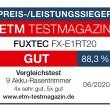 Aku křovinořez / vyžínač FUXTEC FX-E1RT20 SET 20V